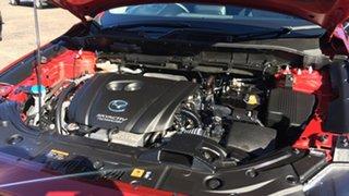 2017 Mazda CX-5 KF4WLA Touring SKYACTIV-Drive i-ACTIV AWD Red 6 Speed Sports Automatic Wagon