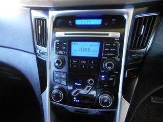 2011 Hyundai i45 YF MY11 Elite Grey 6 Speed Sports Automatic Sedan
