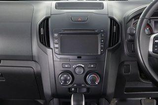 2017 Isuzu D-MAX TF MY17 SX HI-Ride (4x2) White 6 Speed Automatic Crew Cab Chassis
