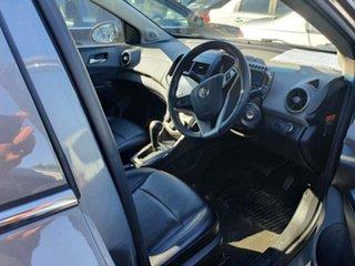 2013 Holden Barina TM MY13 CDX Blue 6 Speed Automatic Hatchback.