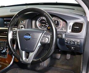 2011 Volvo S60 F Series MY12 D3 Geartronic Grey 6 Speed Sports Automatic Sedan
