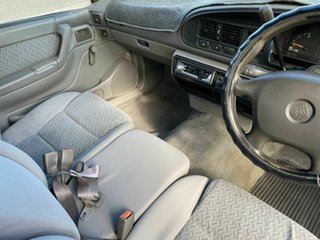 1998 Holden Commodore VSIII S Blue 4 Speed Automatic Utility
