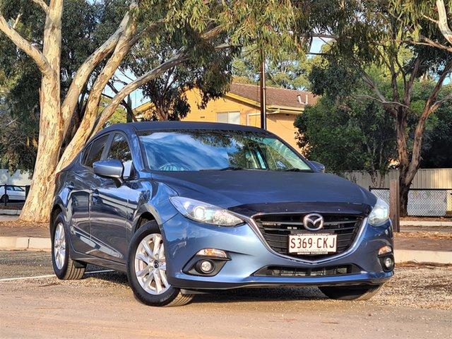 Used Mazda 3 BM5278 Maxx SKYACTIV-Drive St Marys, 2015 Mazda 3 BM5278 Maxx SKYACTIV-Drive Grey 6 Speed Sports Automatic Sedan