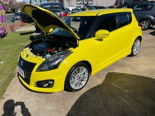2012 Suzuki Swift FZ Sport 7 Speed Constant Variable Hatchback