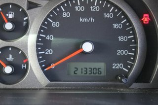 2006 Ford Falcon BF Mk II XT White 4 Speed Sports Automatic Wagon