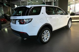 2019 Land Rover Discovery Sport L550 19MY SE White 9 Speed Sports Automatic Wagon