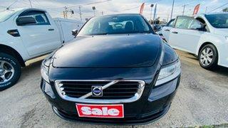 2008 Volvo S40 M Series MY08 S Black 5 Speed Sports Automatic Sedan