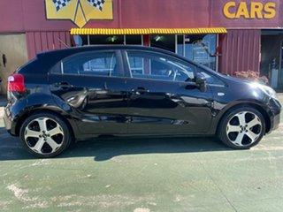 2011 Kia Rio UB MY12 SLi 6 Speed Sports Automatic Hatchback.