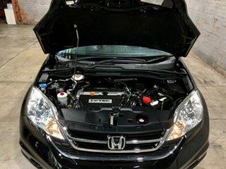 2012 Honda CR-V RE MY2011 Luxury 4WD Black 5 Speed Automatic Wagon