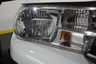 2016 Toyota Hilux GUN126R SR Double Cab White 6 Speed Sports Automatic Utility
