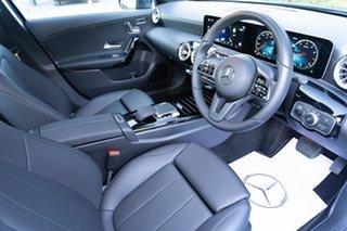 2020 Mercedes-Benz A-Class V177 800+050MY A180 DCT Denim Blue 7 Speed Sports Automatic Dual Clutch.