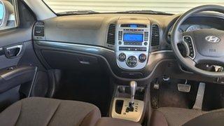 2009 Hyundai Santa Fe CM MY10 SLX CRDi (4x4) Grey 6 Speed Automatic Wagon