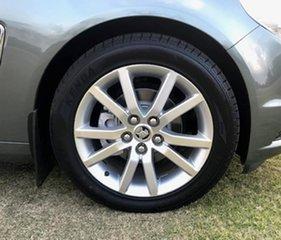 2013 Holden Commodore VF MY14 International Grey 6 Speed Sports Automatic Sedan
