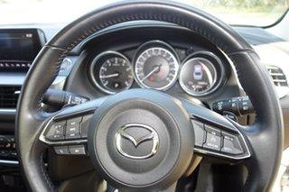 2017 Mazda 6 GL1031 Sport SKYACTIV-Drive Silver 6 Speed Sports Automatic Sedan