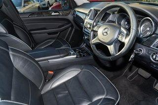 2013 Mercedes-Benz M-Class W166 ML350 BlueTEC 7G-Tronic + Palladium Silver 7 Speed Sports Automatic.