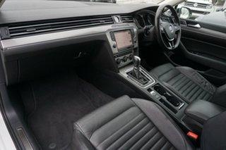 2015 Volkswagen Passat Type 3C MY15 Alltrack DSG 4MOTION Pure White 6 Speed