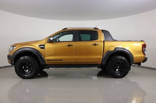 2020 Ford Ranger PX MkIII MY20.25 Wildtrak 3.2 (4x4) Orange 6 Speed Automatic Double Cab Pick Up