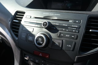 2011 Honda Accord Euro CU MY11 Luxury Grey 5 Speed Automatic Sedan