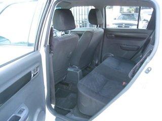2007 Suzuki Swift EZ 07 Update S White 4 Speed Automatic Hatchback