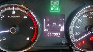 2017 Mitsubishi Triton MQ MY17 GLS Double Cab Black 5 Speed Sports Automatic Utility