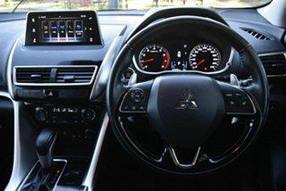 2018 Mitsubishi Eclipse Cross YA MY18 LS 2WD Black 8 Speed Constant Variable Wagon