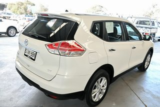 2014 Nissan X-Trail T32 ST X-tronic 4WD White 7 Speed Constant Variable Wagon