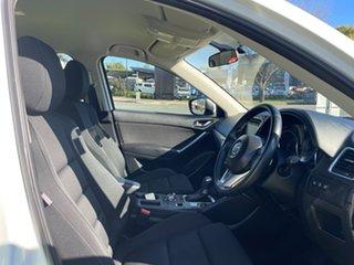 2016 Mazda CX-5 KE1032 Maxx SKYACTIV-Drive AWD Sport Crystal White Pearl 6 Speed Sports Automatic
