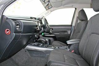 2016 Toyota Hilux GUN126R SR (4x4) Grey 6 Speed Automatic Dual Cab Utility