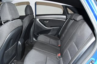 2015 Hyundai i30 GD4 Series II MY16 Active Marina Blue 6 Speed Sports Automatic Hatchback