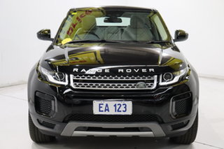 2018 Land Rover Evoque L538 MY19 TD4 (132kW) SE Black 9 Speed Automatic Wagon.