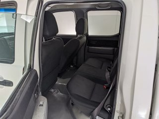 2010 Mazda BT-50 UNY0E4 DX White 5 Speed Manual Utility
