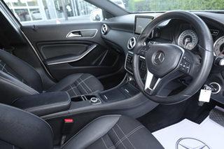 2013 Mercedes-Benz A-Class W176 A200 D-CT Polar Silver 7 Speed Sports Automatic Dual Clutch.