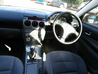 2005 Mazda 6 GG1031 MY04 Classic Red 5 Speed Manual Hatchback