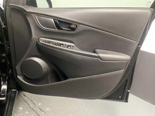 2017 Hyundai Kona OS MY18 Elite 2WD Phantom Black 6 Speed Sports Automatic Wagon