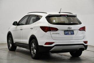 2016 Hyundai Santa Fe DM3 MY16 Active Cream 6 Speed Sports Automatic Wagon