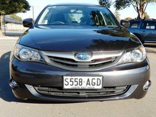 2009 Subaru Impreza G3 MY10 RX AWD Dark Grey 4 Speed Sports Automatic Sedan.