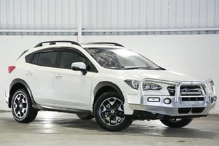 2018 Subaru XV G5X MY18 2.0i Premium Lineartronic AWD White 7 Speed Constant Variable Wagon.