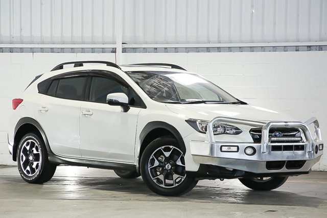 Used Subaru XV G5X MY18 2.0i Premium Lineartronic AWD Erina, 2018 Subaru XV G5X MY18 2.0i Premium Lineartronic AWD White 7 Speed Constant Variable Wagon