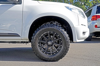 2015 Holden Colorado RG MY15 LS Crew Cab 4x2 White 6 Speed Sports Automatic Utility