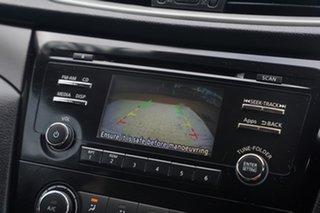 2016 Nissan Qashqai J11 ST White 6 Speed Manual Wagon
