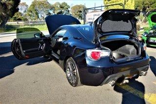2013 Subaru BRZ Z1 MY13 Black 6 Speed Manual Coupe