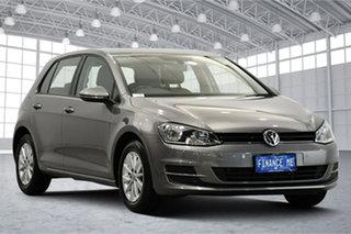 2016 Volkswagen Golf VII MY17 92TSI DSG Trendline Grey 7 Speed Sports Automatic Dual Clutch.