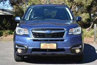 2017 Subaru Forester S4 MY17 2.5i-L CVT AWD Blue 6 Speed Constant Variable Wagon.