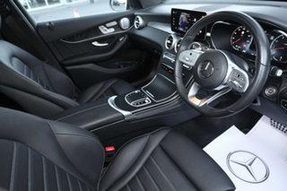 2020 Mercedes-Benz GLC-Class X253 800+050MY GLC300 9G-Tronic 4MATIC Obsidian Black 9 Speed.