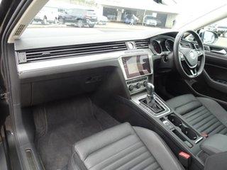 2017 Volkswagen Passat 3C (B8) MY17 140TDI DSG 4MOTION Alltrack Indium Grey 6 Speed Automatic Wagon