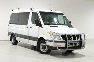 2011 Mercedes-Benz Sprinter 906 MY10 316CDI MWB White 5 Speed Automatic Van.