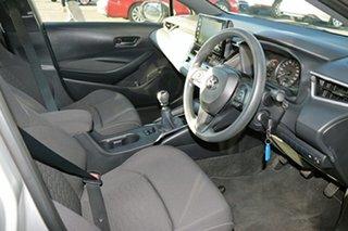 2020 Toyota Corolla Mzea12R Ascent Sport i-MT Silver 6 Speed Manual Hatchback