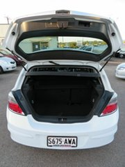 2009 Holden Astra AH MY09 CDX White 4 Speed Automatic Hatchback