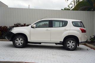 2017 Isuzu MU-X MY16.5 LS-M Rev-Tronic White 6 Speed Sports Automatic Wagon