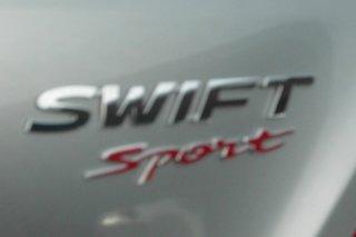 2015 Suzuki Swift FZ MY15 Sport Silver 6 Speed Manual Hatchback